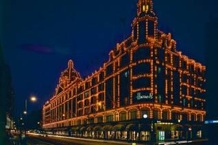 Economy Qatar - Harrods London Hamad bin Jassim bin Jaber Al Thani