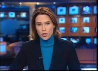 يونيت ليفي، مقدمة النشرة الإخبارية على القناة الإسرائيلية الثانية
