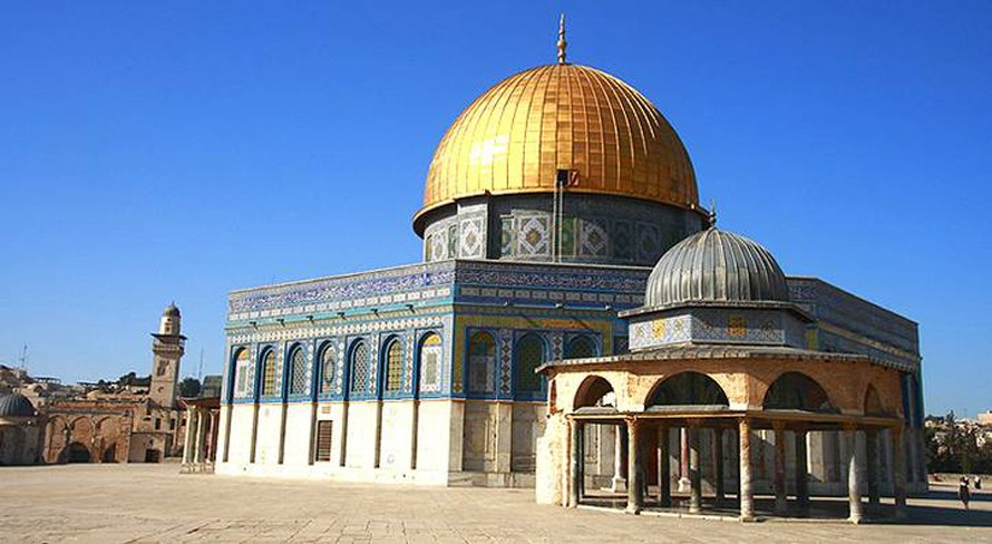 Al-Aqsa Mosque, Jerusalem/al-Quds / Photo Shutterstock