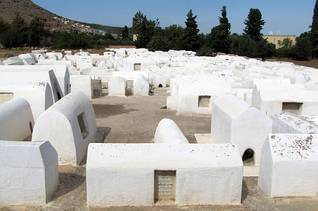 Jewish cemetery in SefrouPhoto Fanack