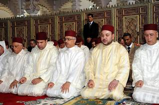 As a direct descendant of the Prophet Muhammed, King Mohammed VI plays an important role in the Sunni Islam world
