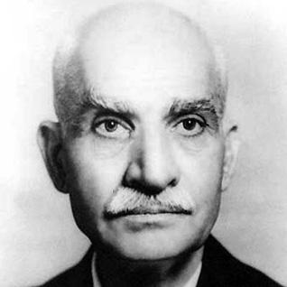 Deposed Reza Shah Pahlavi