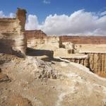 الجفاف بالقرب من البحر الميت