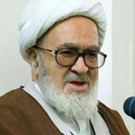 Population Iran - Grand Ayatollah Hossein Montazeri (1922-2009)