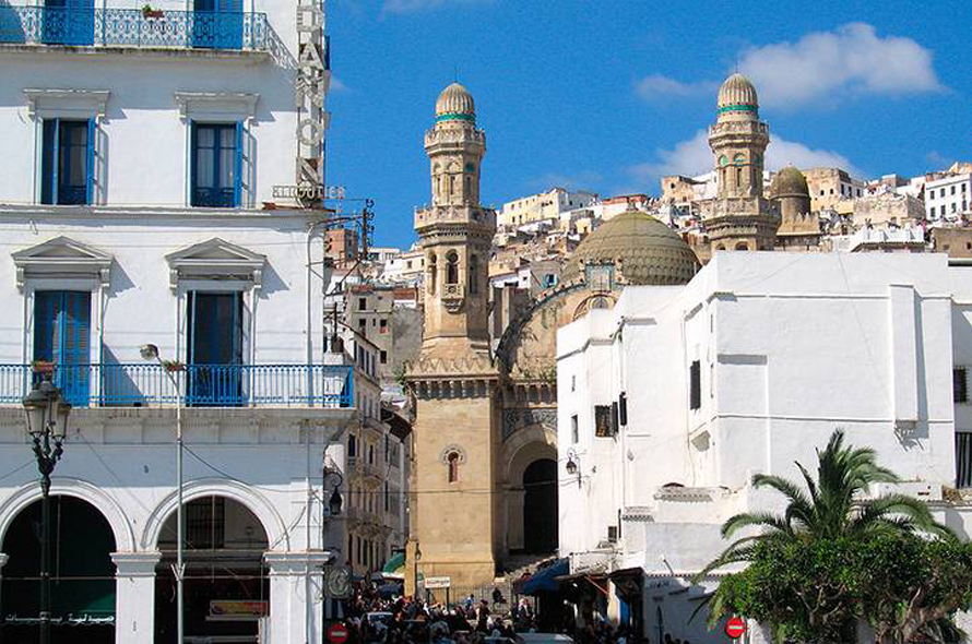 Algiers / Photo Shutterstock