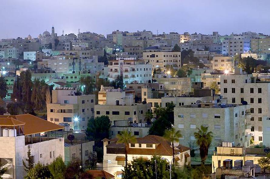 Amman by night / Photo Shutterstock