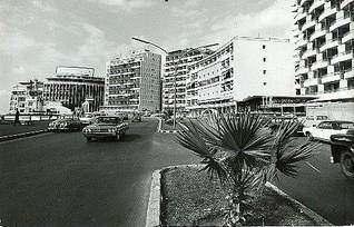 Beirut in 1970
