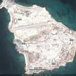Geography UAE - Lesser Tunb