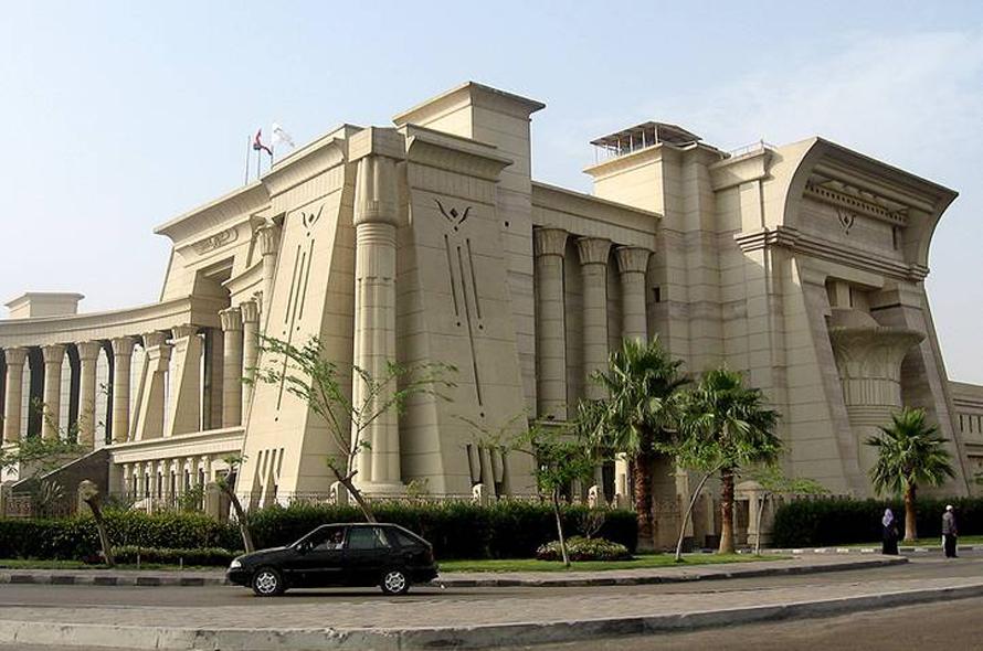 الحكم - مجلس الشعب في القاهرة