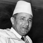 Mohammed V King Hassan II