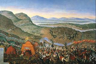 The Battle of Vienna, 1683