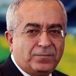 Salam Fayyad, Former Prime Minister (2007-April 2013)