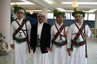 Governance Yemen - Former President Ali Abdullah Saleh Sons