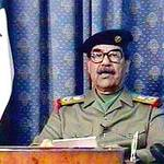 One of his last tv appearances as President on 20 March 2003