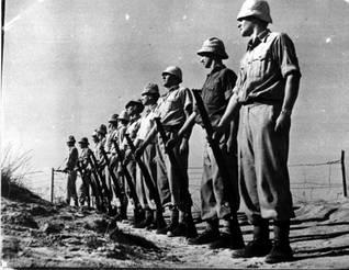 Haganah soldiers