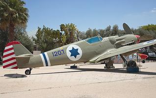 طائرة أفيا S-199، معروضة في متحف سلاح الجو في حتصريم