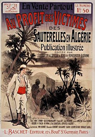 Economy Algeria - Popular holiday destinations 19th century