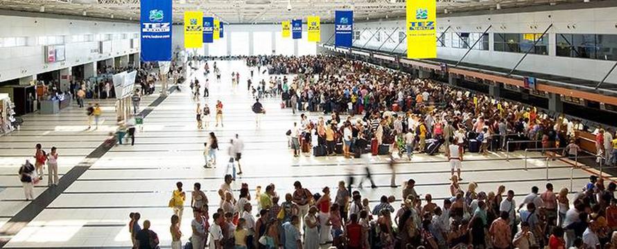 Economy Turkey - Antalya Airport
