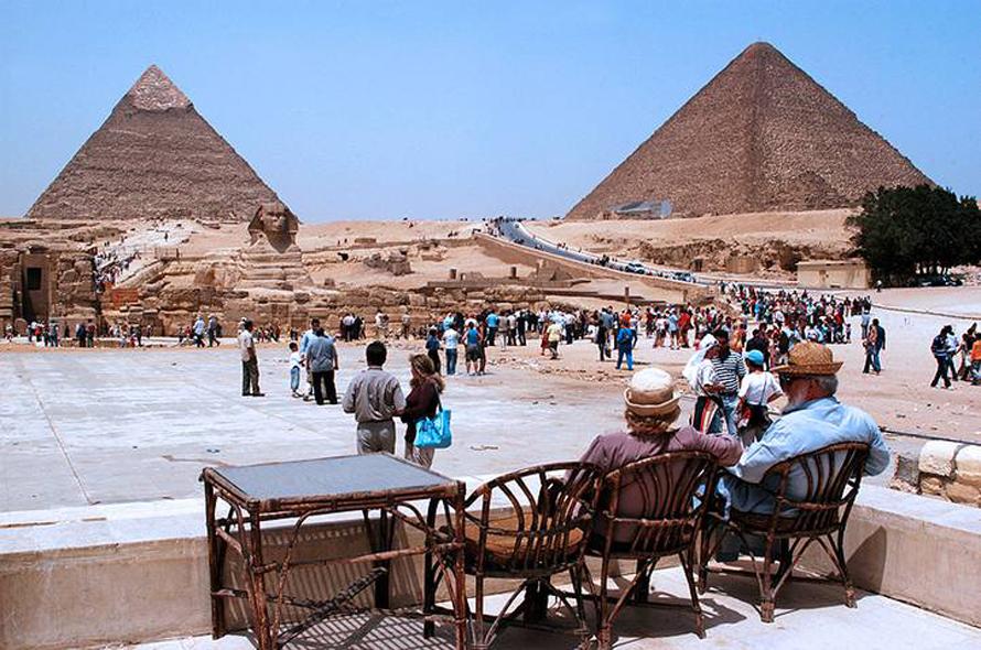 Economy Egypt - Gizeh, 2007