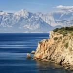 Mediterranean seashore / Economy Turkey