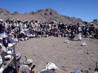 Governance Yemen - Tribal Leaders