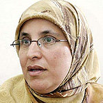 Bassima Hakkaoui, Minister of Solidarity, Women, Family and Social Development (PJD) since the 2012 elections
