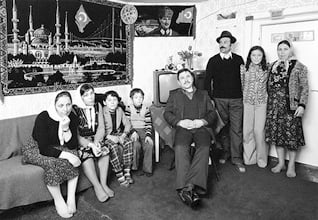 Turkish migrant family in Germany, in the 1970s Economy Turkey