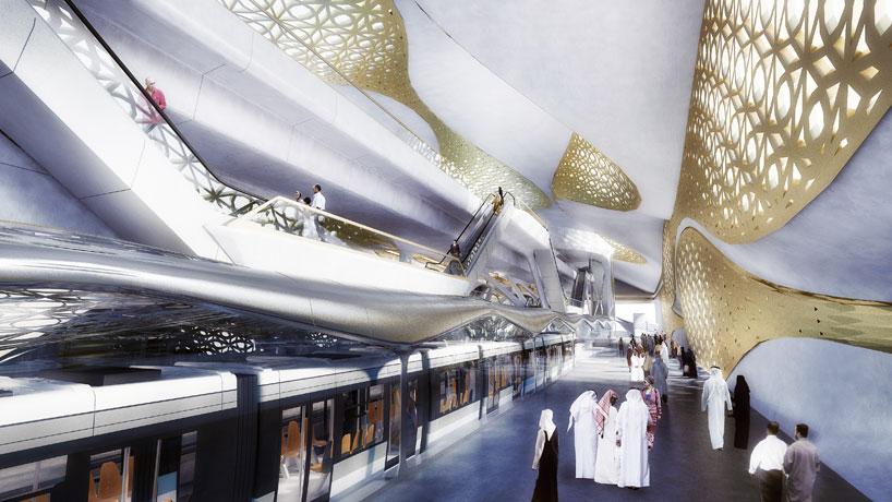 designboom-zaha-hadid-KAFD-metro-station-05