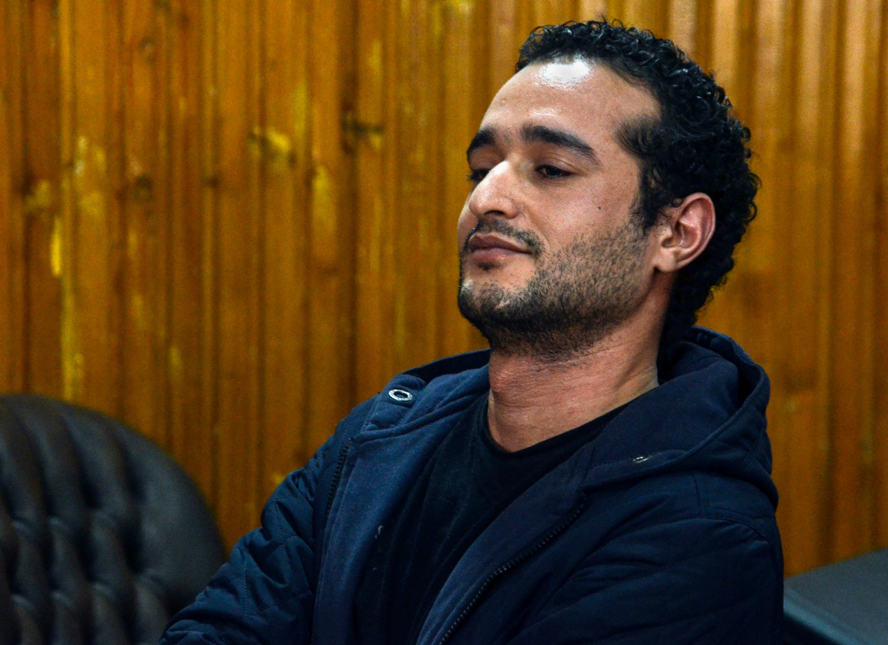 Ahmed Douma, Egypt's Repeatedly Jailed Activist
