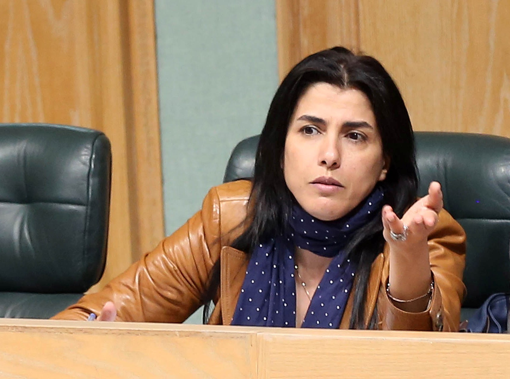 Hind al-Fayez and the challenges for reform in Jordan