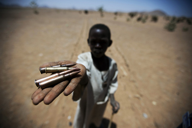 sudan population war Darfur