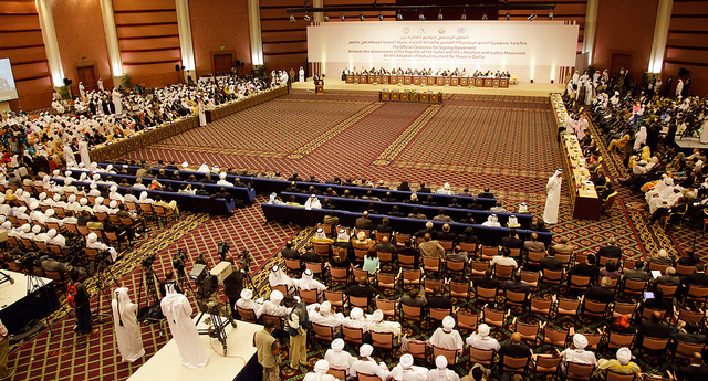 Doha Darfur Peace Sudan civil wars
