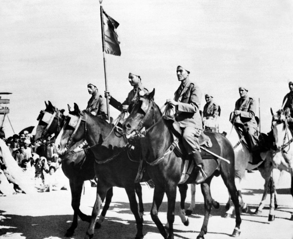Algeria- Algerian Popular National Army