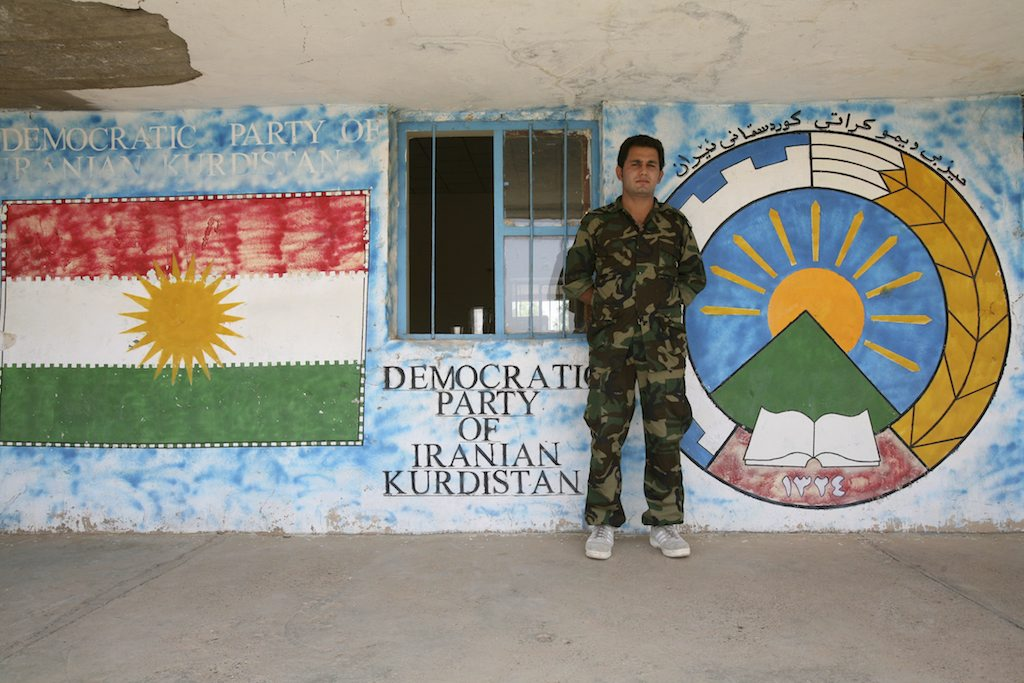 Democratic Party of Iranian Kurdistan Fanack HH Large1024px