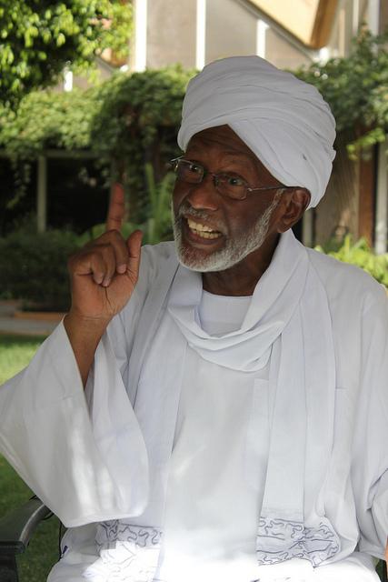 Sudan Islamic Coup Turabi