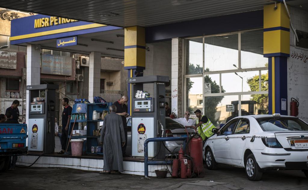 Egypt-economy-Egypt fuel prices