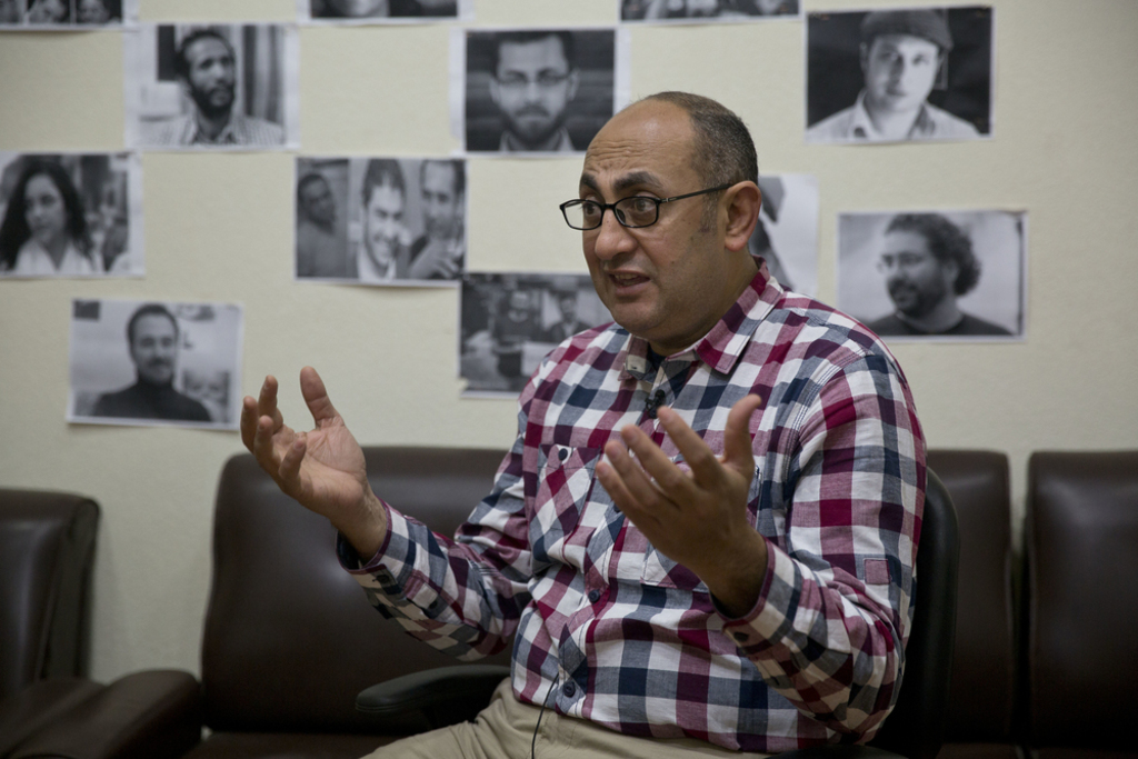 Egypt-faces- Khaled Ali
