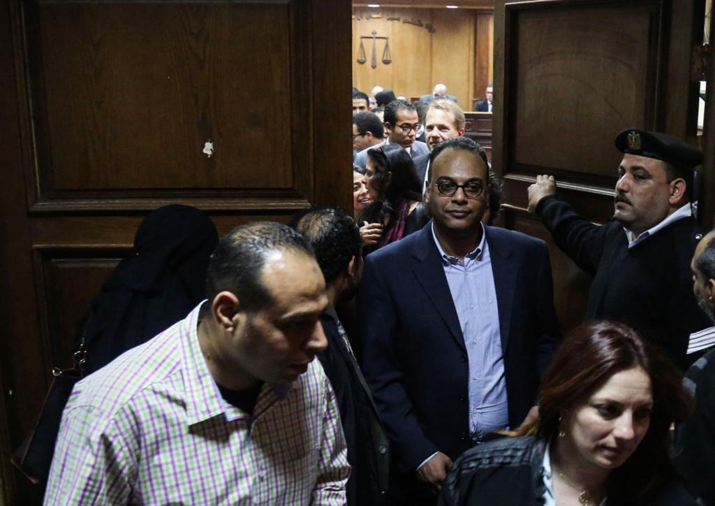 Egypt-human rights-Hossam Baghat
