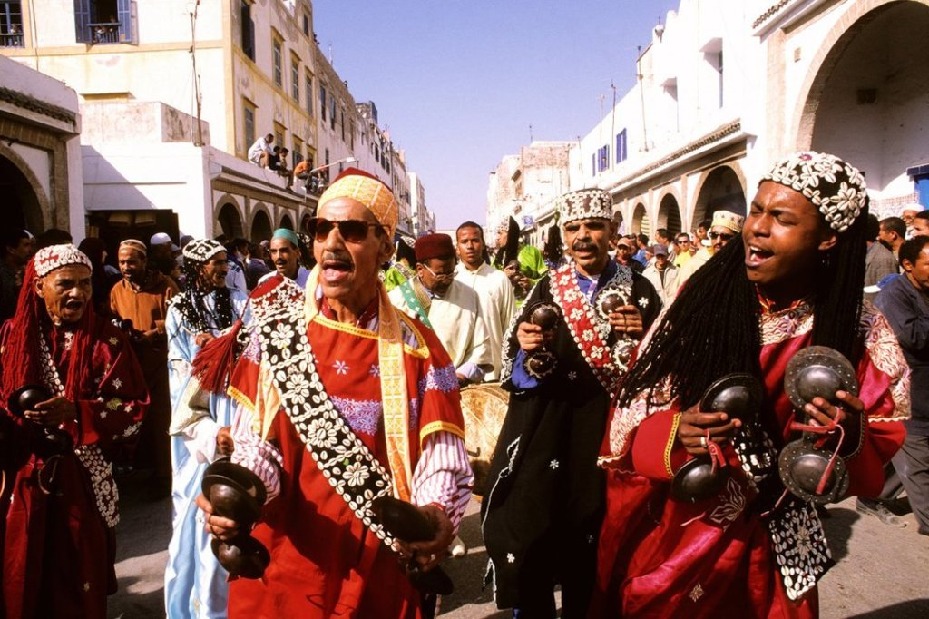Morocco-culture-Gnawa Festival