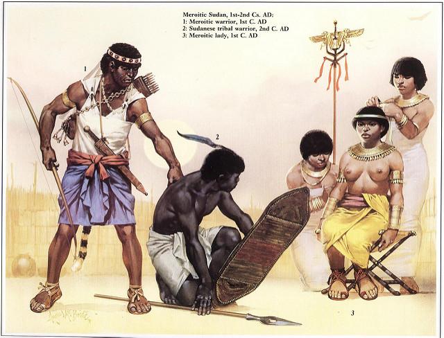 Meroitic Sudan Antiquity