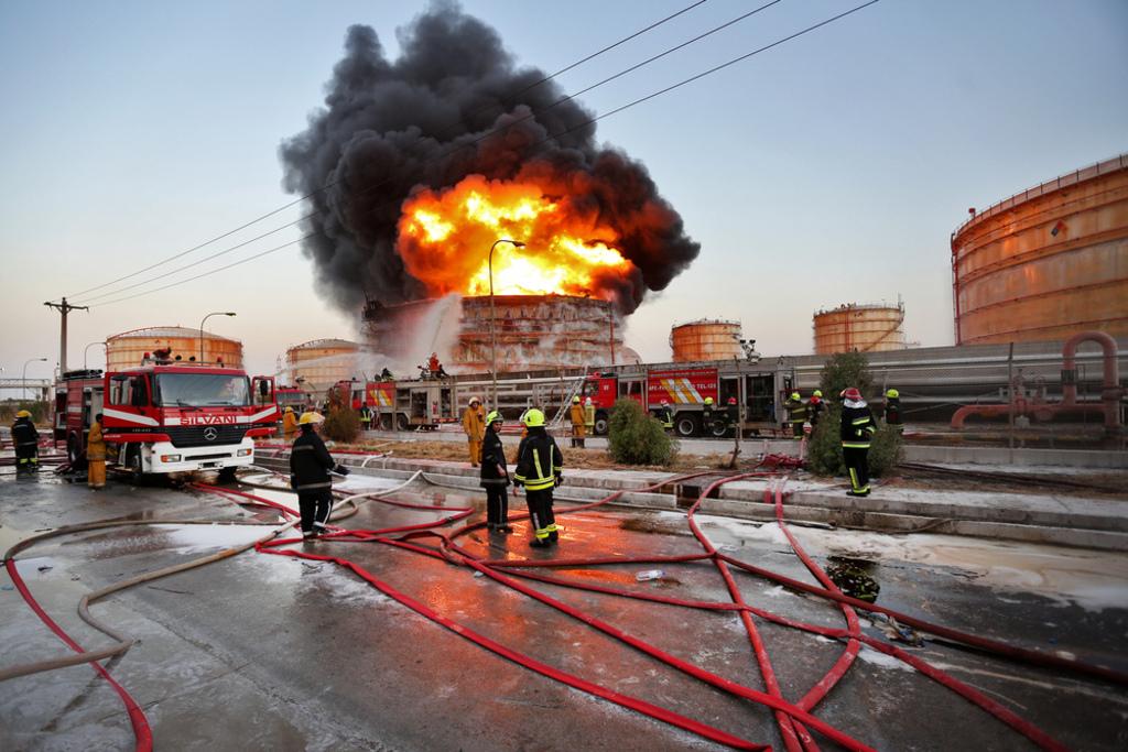 International affaires- Bou Ali Sina Petrochemical Complex in Iran