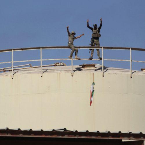 Regional Unrest Grows as Iraqi Forces Retake Kirkuk from the Kurds
