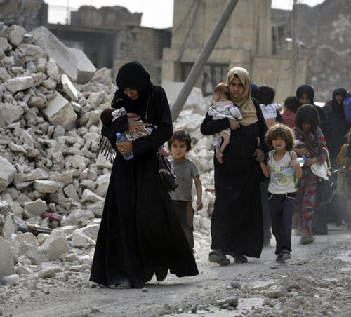 Victory Over Islamic State a 'Civilian Catastrophe' Says New Report