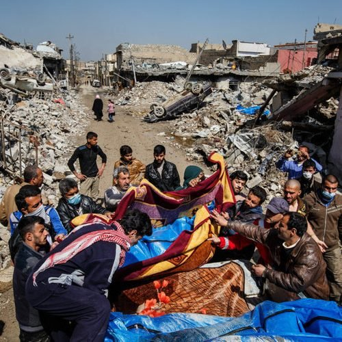 In Battle for Iraqi City of Mosul, Civilians Are Paying the Price