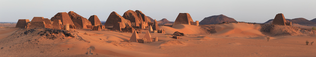 Meroe Sudan Antiquity