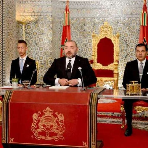 Morocco's Mohammed VI: A King for All Seasons