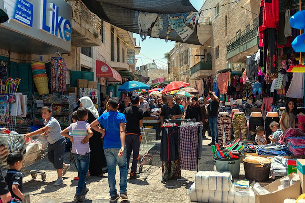 Bethlehem Market. Photo Flickr.