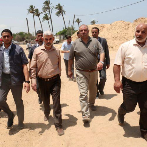 Controversial Gaza Leader Yahya al-Sinwar Shocks, Surprises