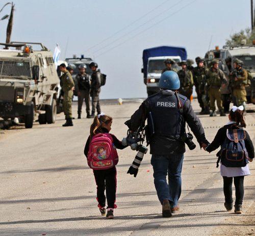 نظرة عامة على المشهد الإعلامي في فلسطين
