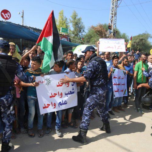 Hamas, Fatah Unity Deal Raises Hopes in Gaza